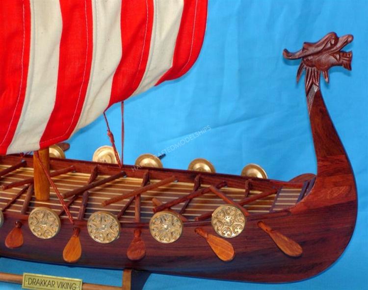 Drakkar Viking Ship